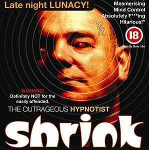 Shrink aka Brian Halliday Comedy Stage Hypnotist