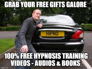 Free NLP Hypnosis & Hypnotherapy Training Videos, Audios & Books Galore from Jonathan Royle Hypnotist & Hypnotherapist