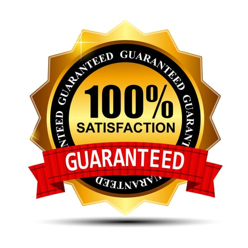 ELITE HYPNOSIS & NLP HYPNOTHERAPY BOOTCAMP COMES WITH FULL 100% SATISFACTION MONEY BACK GUARANTEE