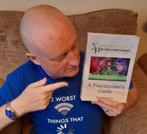 Sanomentology Practitioner Training & Sanomentologist Jonathan Royle aka Hypnotist Alex Smith