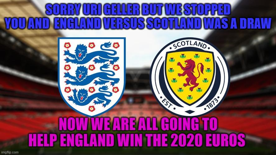 HELP ENGLAND WIN THE 2020 EUROS MEME
