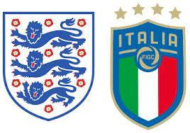 ENGLAND VERSUS ITALY