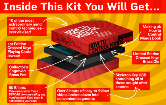 the how to control minds box