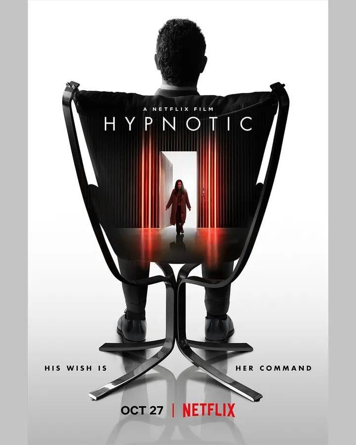 HYPNOTIC FILM POSTER